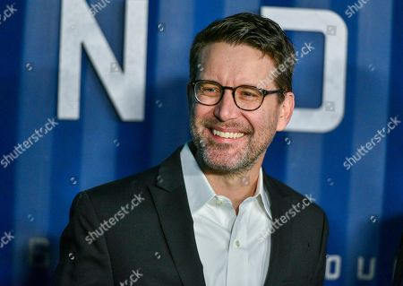 Editorial picture of '6 Underground' film premiere, Arrivals, New York, USA - 10 Dec 2019