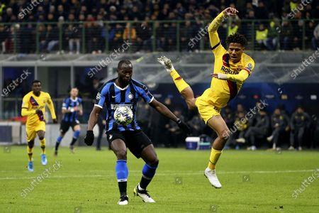 Romelu Lukaku of Inter Milan