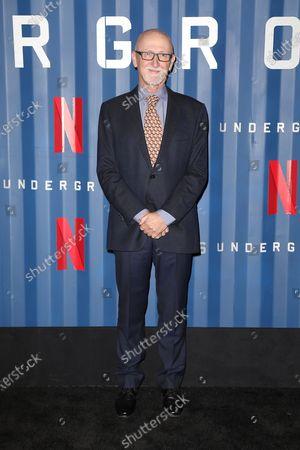Stock Photo of Ian Bryce (Producer)