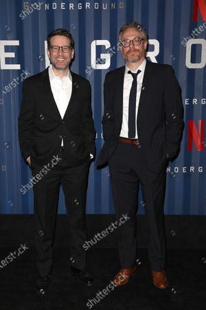 Editorial image of New York Premiere of Netflix's 6 UNDERGROUND, USA - 10 Dec 2019