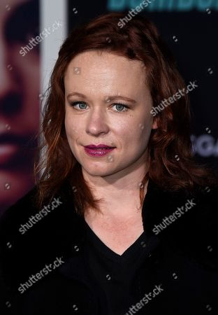 """Thora Birch attends the premiere of """"Bombshell"""" at Regency Village Theatre, in Los Angeles"""