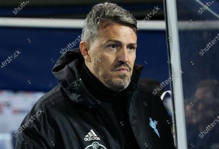 Editorial picture of Leganes v Celta Vigo, La Liga, Football, Butarque stadium, Leganes, Madrid, Spain - 08 Dec 2019