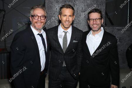 Editorial photo of New York Premiere of Netflix's 6 UNDERGROUND, USA - 10 Dec 2019