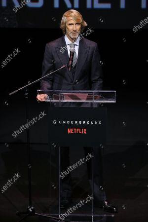 Michael Bay (Director)