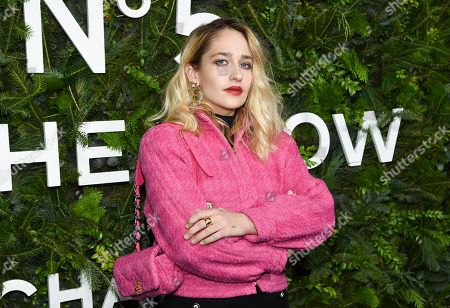 Jemima Kirke attends the Chanel Nº5 In The Snow launch event at The Standard, High Line,, in New York