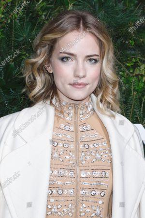 Stock Photo of Willa Fitzgerald