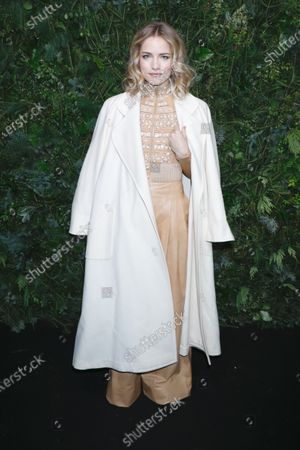 Editorial image of Chanel No. 5 'In The Snow' party, The Standard High Line Hotel, New York, USA - 10 Dec 2019