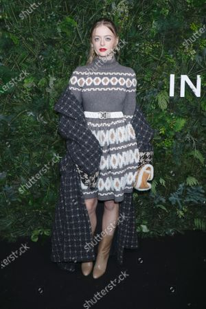 Editorial photo of Chanel No. 5 'In The Snow' party, The Standard High Line Hotel, New York, USA - 10 Dec 2019
