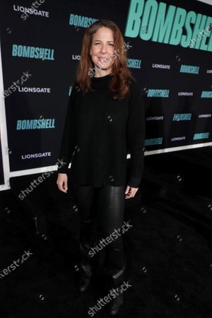 Robin Weigert attends the Los Angeles Special Screening of Lionsgate's BOMBSHELL at the Regency Village Theatre in Los Angeles, CA on December 10, 2019.