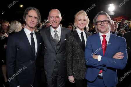 Jay Roach, Director/Producer, Joe Drake, Co-Chairman of Lionsgate Motion Picture Group, Nicole Kidman and Charles Randolph, Writer/Producer, attend the Los Angeles Special Screening of Lionsgate's BOMBSHELL at the Regency Village Theatre in Los Angeles, CA on December 10, 2019.