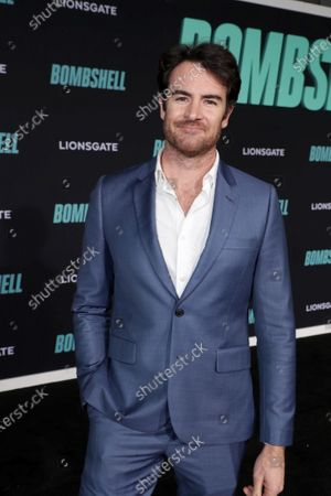 Ben Lawson attends the Los Angeles Special Screening of Lionsgate's BOMBSHELL at the Regency Village Theatre in Los Angeles, CA on December 10, 2019.