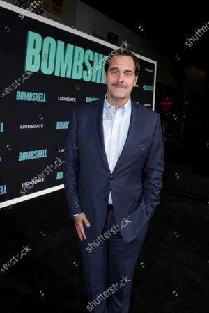 Editorial image of Los Angeles Special Screening of Lionsgate's BOMBSHELL, Arrivals, Regency Village Theatre, Los Angeles, USA - 10 Dec 2019