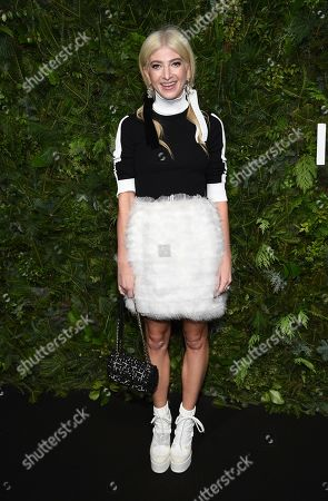 Editorial image of Chanel In The Snow Launch Event, New York, USA - 10 Dec 2019