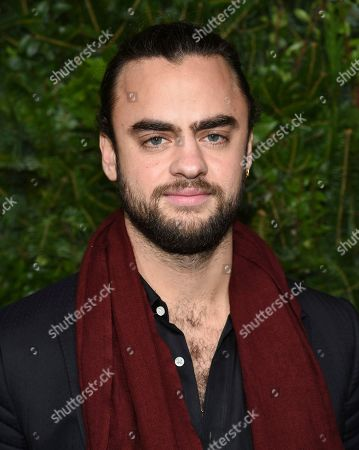 Stock Picture of Michael Avedon attends the Chanel Nº5 In The Snow launch event at The Standard, High Line, in New York