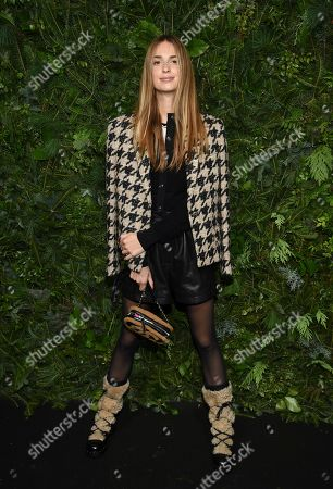 Stock Photo of Talita von Furstenberg attends the Chanel Nº5 In The Snow launch event at The Standard, High Line, in New York