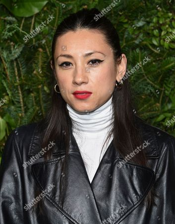 Stock Photo of Jen Brill attends the Chanel Nº5 In The Snow launch event at The Standard, High Line, in New York