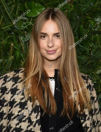 Talita von Furstenberg attends the Chanel Nº5 In The Snow launch event at The Standard, High Line, in New York