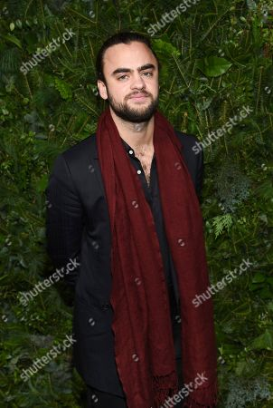 Stock Image of Michael Avedon attends the Chanel Nº5 In The Snow launch event at The Standard, High Line, in New York