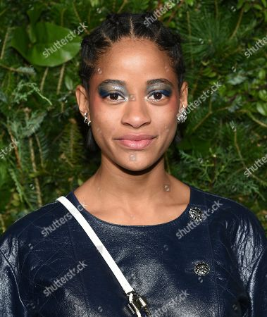 Stock Photo of Kimberly Robinson attends the Chanel Nº5 In The Snow launch event at The Standard, High Line, in New York
