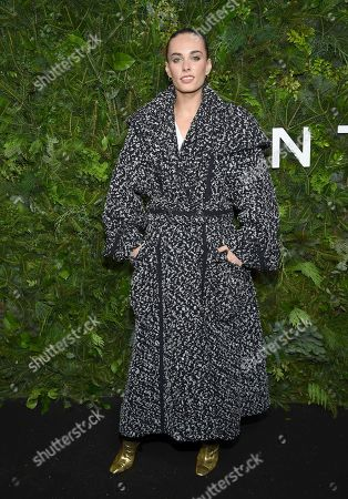 Editorial photo of Chanel No5 In The Snow Launch Event, New York, USA - 10 Dec 2019