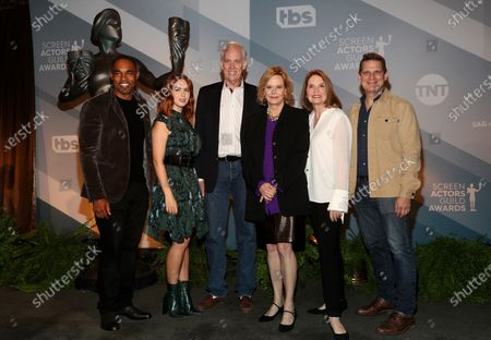 Jason Winston George, Elizabeth McLaughlin, Daryl Anderson, JoBeth Williams, Kathy Connell and Todd Milliner