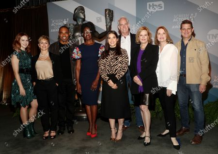 Editorial image of 26th Annual Screen Actors Guild Awards Nomination Announcement, Pacific Design Center, Los Angeles, USA - 11 Dec 2019