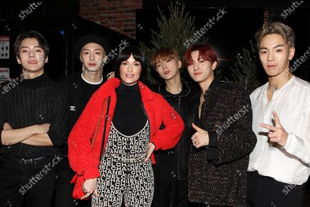 MONSTA X with Kacey Musgraves