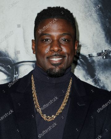 Stock Image of Lance Gross
