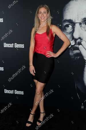 Editorial photo of 'Uncut Gems' film premiere, Arrivals, Cinerama Dome, Los Angeles, USA - 11 Dec 2019