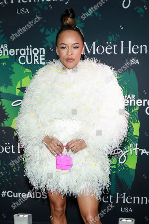 Editorial photo of amfAR GenerationCURE Holiday Party 2019, New York, USA - 10 Dec 2019