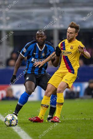 Ivan Rakitic (FC Barcelona) Romelu Lukaku (Inter)