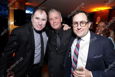 Richard Kind, Spencer Garrett and P.J.Byrne attend the Los Angeles Special Screening of Lionsgate's BOMBSHELL at the Regency Village Theatre in Los Angeles, CA on December 10, 2019.