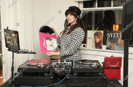 DJ Daisy O'Dell attends Amazon Studios Seberg Special Screening Presented by Audi