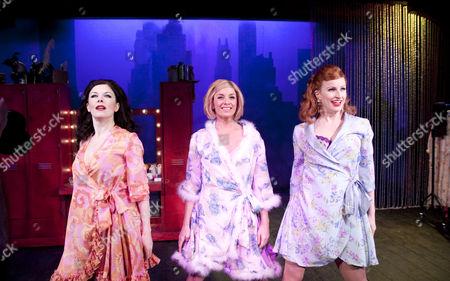 Josephina Gabrielle (Nickie / Ursula), Tamzin Outhwaite (Charity Hope Valentine), Tiffany Graves (Helene)