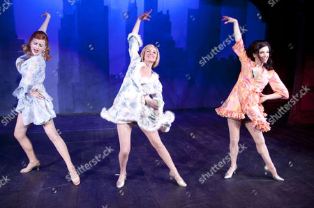 Tiffany Graves (Helene), Tamzin Outhwaite (Charity Hope Valentine), Josephina Gabrielle (Nickie / Ursula)