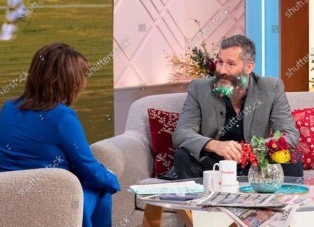 Editorial picture of 'Lorraine' TV show, London, UK - 11 Dec 2019