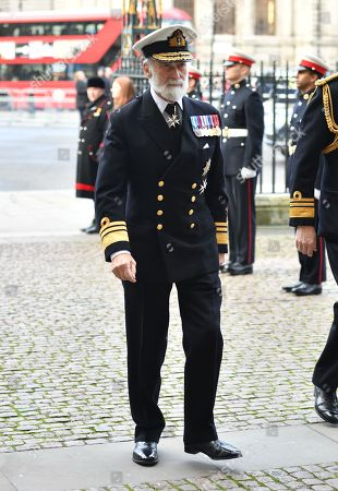 Editorial picture of Sir Donald Gosling service of Thanksgiving, Westminster Abbey, London, UK - 11 Dec 2019