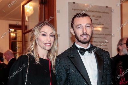 Eleonora Abbagnato, Federico Balzaretti