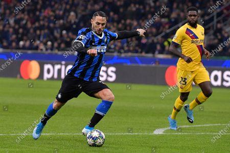 Danilo D'Ambrosio of FC Internazionale