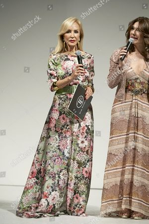 Editorial photo of Toni Fernandez Collections 2020 show, Madrid, Spain - 11 Dec 2019