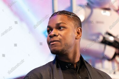 Stock Photo of John Boyega