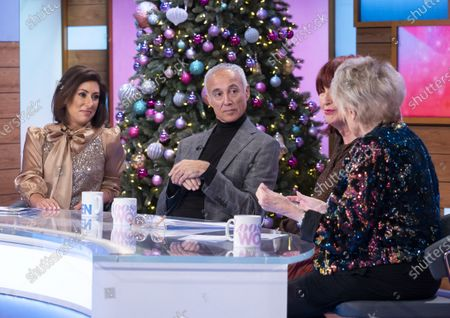 Editorial picture of 'Loose Women' TV show, London, UK - 11 Dec 2019