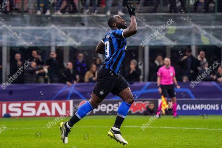Editorial image of Inter Milan v Barcelona, UEFA Champions League, Group F, Football, San Siro, Milan, Italy - 10 Dec 2019