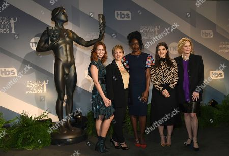 Editorial photo of 26th Annual SAG Awards - Nominations, West Hollywood, USA - 11 Dec 2019