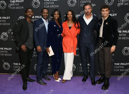Editorial photo of An Evening with Tyler Perry's The Oval, The Paley Center For Media, Los Angeles, USA - 10 Dec 2019