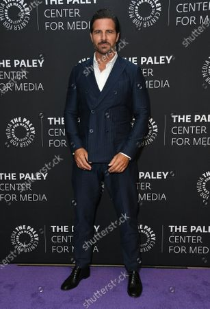 Editorial picture of An Evening with Tyler Perry's The Oval, The Paley Center For Media, Los Angeles, USA - 10 Dec 2019