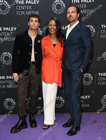 Editorial image of An Evening with Tyler Perry's The Oval, The Paley Center For Media, Los Angeles, USA - 10 Dec 2019