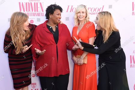 Editorial photo of 2020 The Hollywood Reporter's Women in Entertainment Breakfast Gala, Los Angeles, USA - 11 Dec 2019