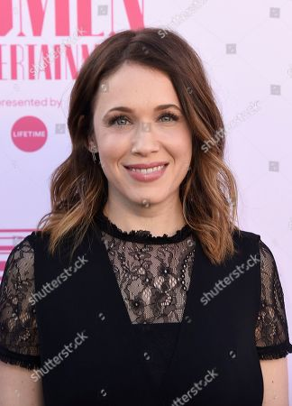 Editorial image of 2020 The Hollywood Reporter's Women in Entertainment Breakfast Gala, Los Angeles, USA - 11 Dec 2019