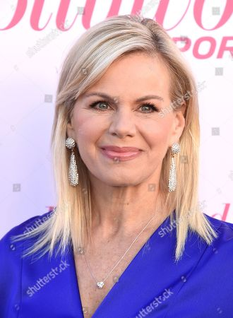 Gretchen Carlson arrives at The Hollywood Reporter's Women in Entertainment Breakfast Gala, in Los Angeles